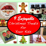 9 Enjoyable Christmas Treats for Your Kids