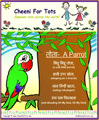 Mitthu-The Parrot